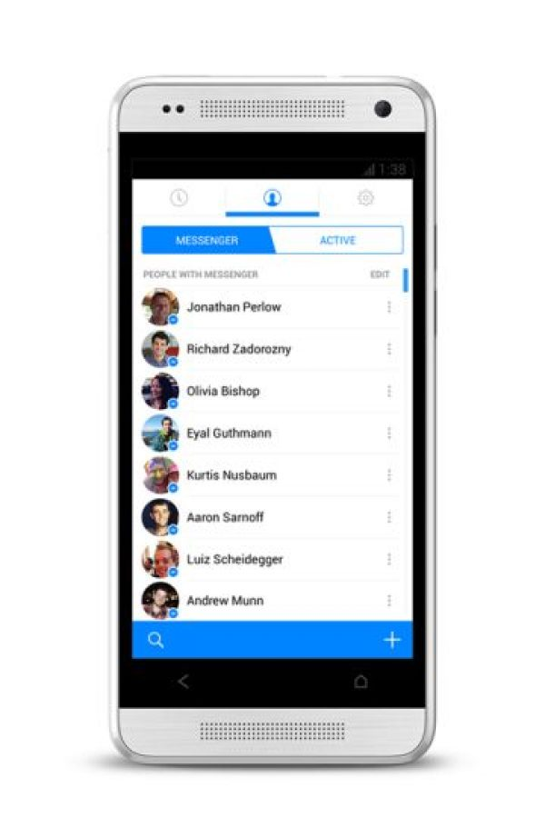 Messenger ya contaba con una página web, pero ahora será una app de ordenador. Foto:Play Store