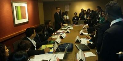 Modelos ONU: un cambio en la mente de estudiantes de RD