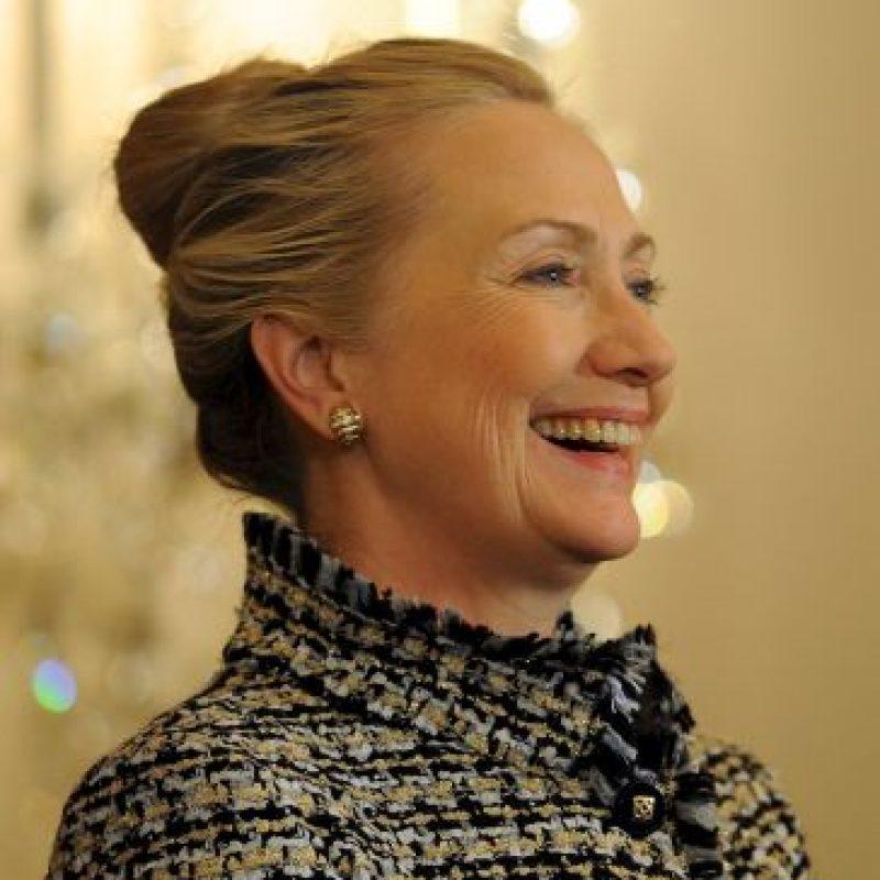 2012. Y por fin logra otro peinado. Foto:Getty Images