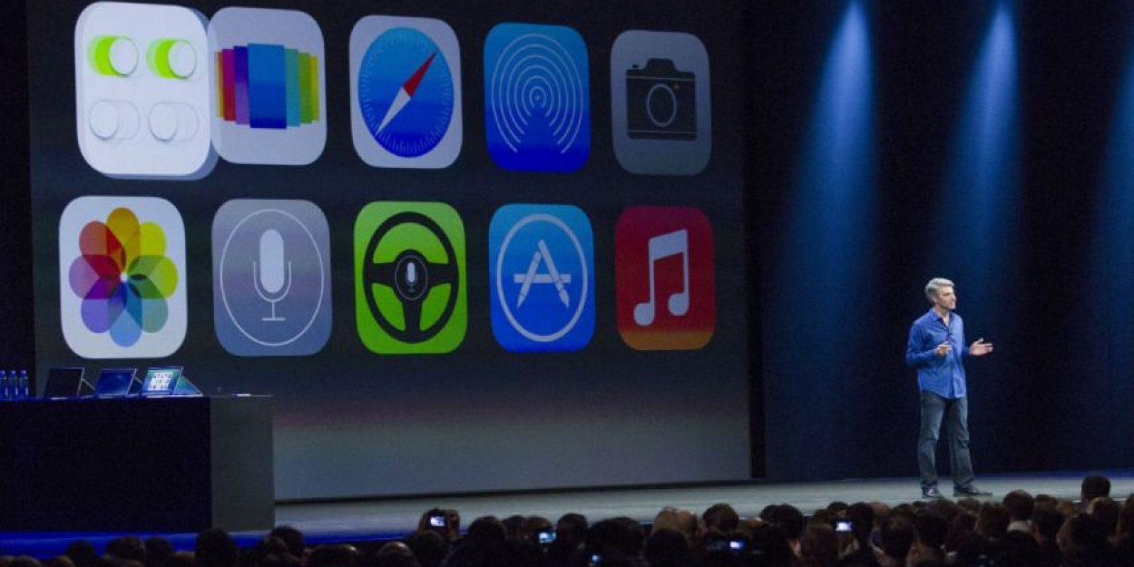 Apple se vio obligado a lanzar un parche Foto:Getty Images