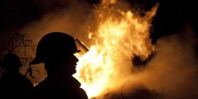 Una madre y sus dos hijas mueren en incendio colmado donde vivían en Santiago