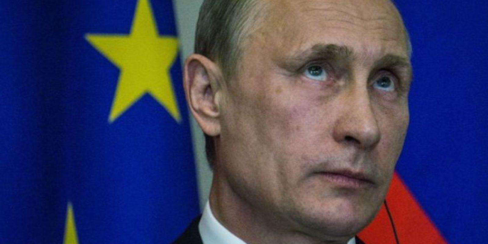 Vladímir Putin Foto:Getty Images