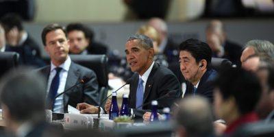 Obama asegura que ningún grupo terrorista cuenta con armamento de este tipo hasta el momento. Foto:nss2016.org