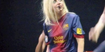 10. Lady Gaga Foto:Vía twitter.com
