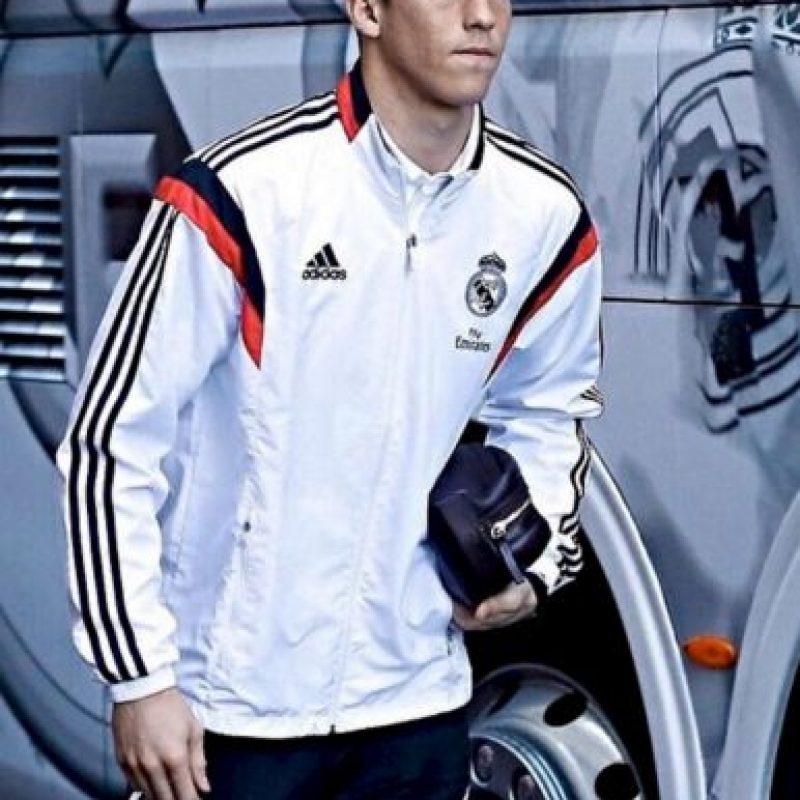Rubén Yáñez (Real Madrid) Foto:Vía instagram.com/ryanezalabart