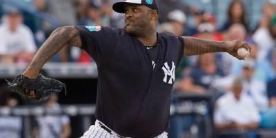 CC Sabathia nombrado quinto abridor de los Yankees