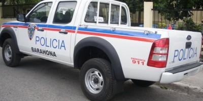 Capturan prófugo acusado matar a tiros a hombre en Barahona