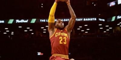 LeBron James decide partido en  tiempo extra en Atlanta
