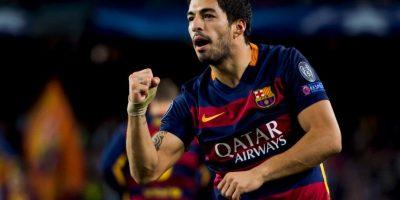 Luis Suárez vale 90 millones de euros. Foto:Getty Images