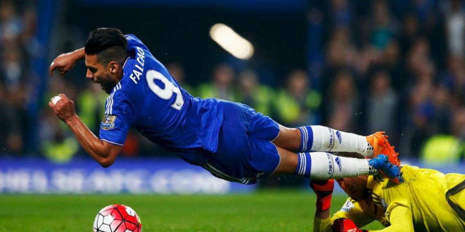 Está a préstamo por un año, procedente del Mónaco, y todo parece indicar que dejará Stamford Bridge al finalizar la campaña. Foto:Getty Images