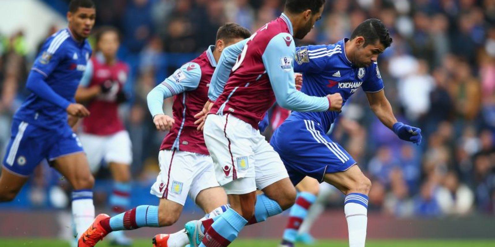 Premier League: Aston Villa vs. Chelsea Foto:Getty Images