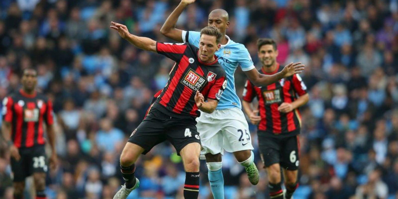 Premier League: Bournemouth vs. Manchester City Foto:Getty Images