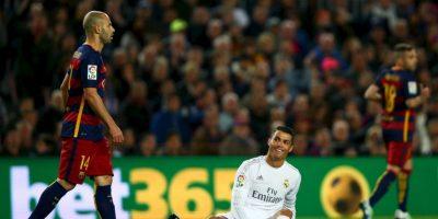 Porque se convirtió en su décimo gol en el Camp Nou. Foto:Getty Images
