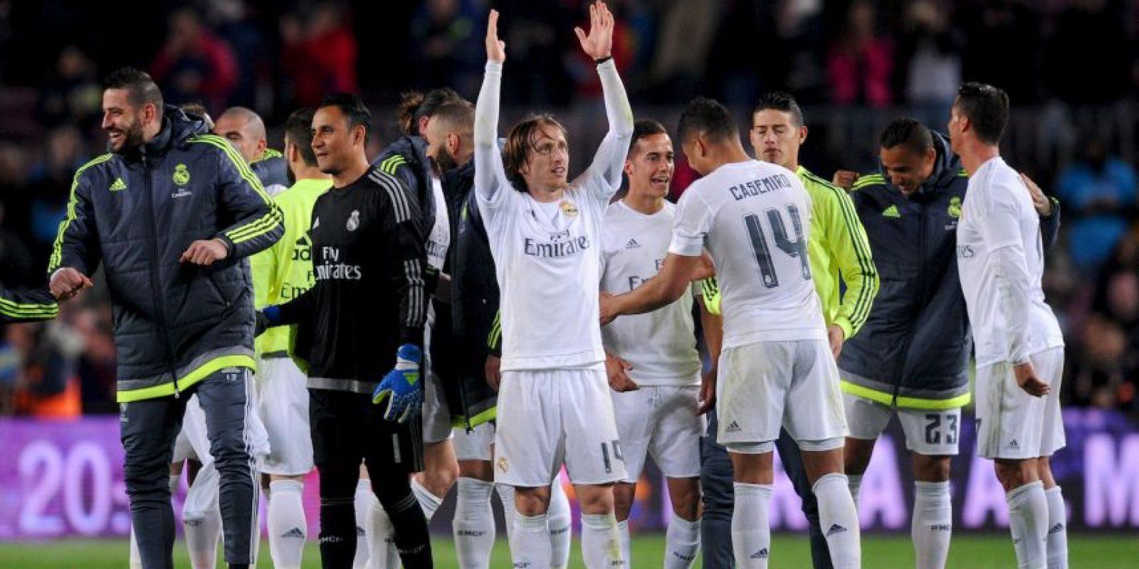 Y a su próximo compromiso de Champions League ante el Wolfsburgo. Foto:Getty Images