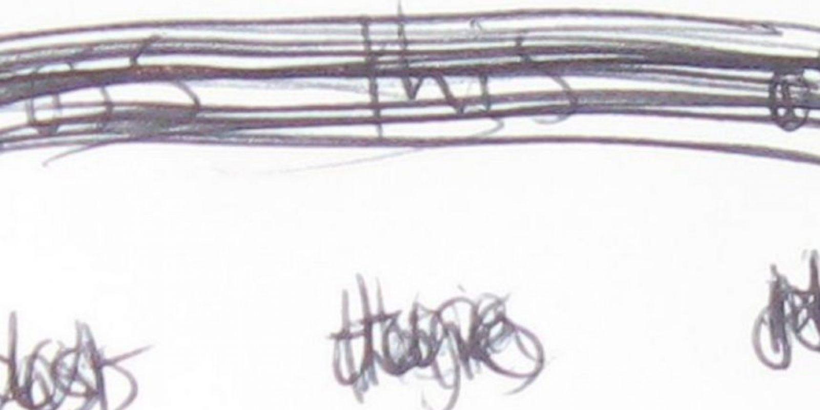 En vez de tachar escriban encima de lo que pusieron para que todo quede ilegible. Foto:vía Tumblr