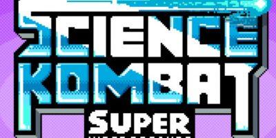 Science Kombat: El juego que enfrenta a Einstein, Hawking y más genios de la ciencia