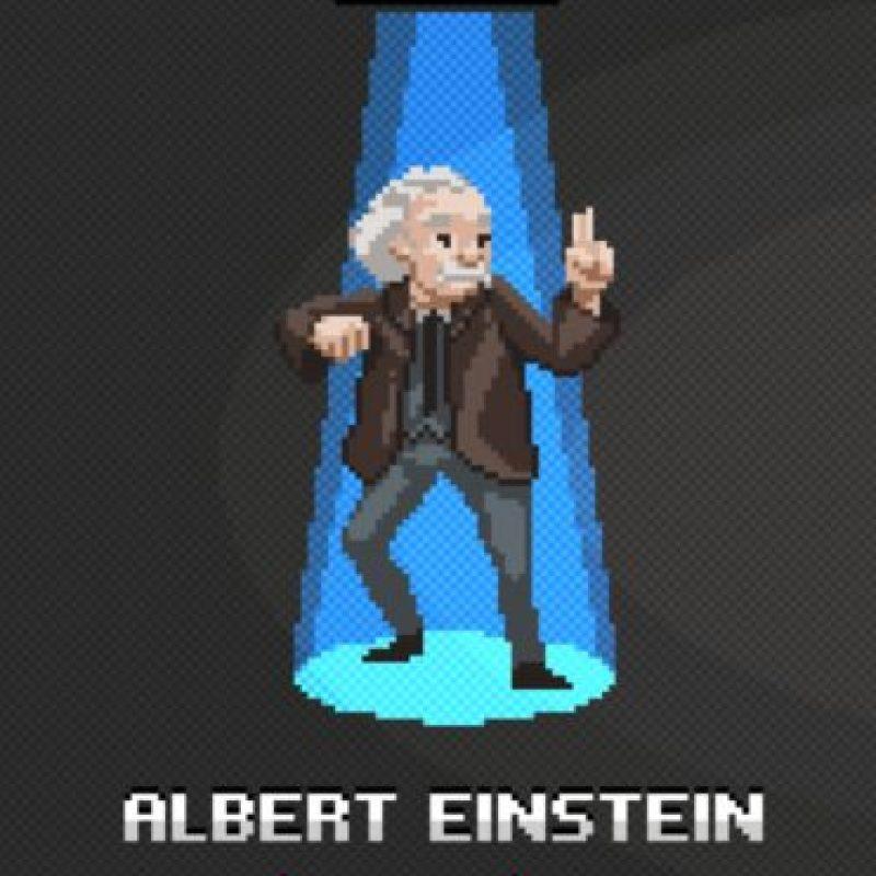 Albert Einstein: Creó la ecuación más famosa del mundo, la que muestra la relación entre masa y energía: E-mc2. Es el científico más popular del siglo XX. Foto:http://super.abril.com.br/