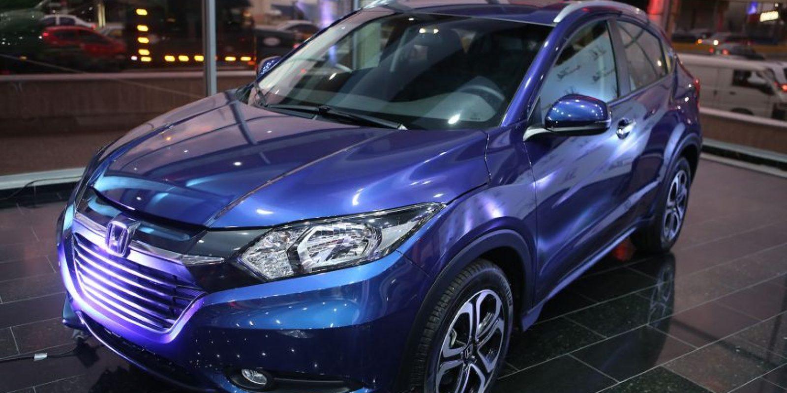 El nuevo Honda Foto:Fuente Externa