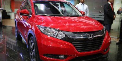 Presentan Honda HR-V 2016, deportivo y sofisticado