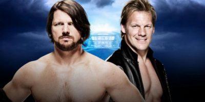 A.J. Styles vs. Chris Jericho Foto:WWE