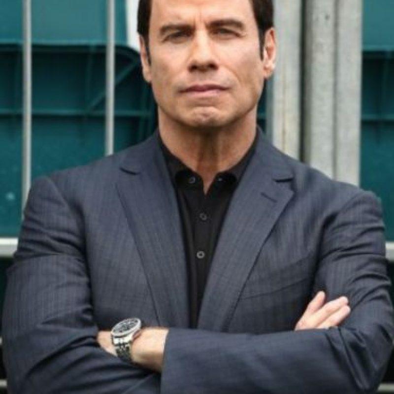 John Travolta fue demandado por siete hombres en 2012. Muchos dicen que él es gay. Foto:vía Getty Images
