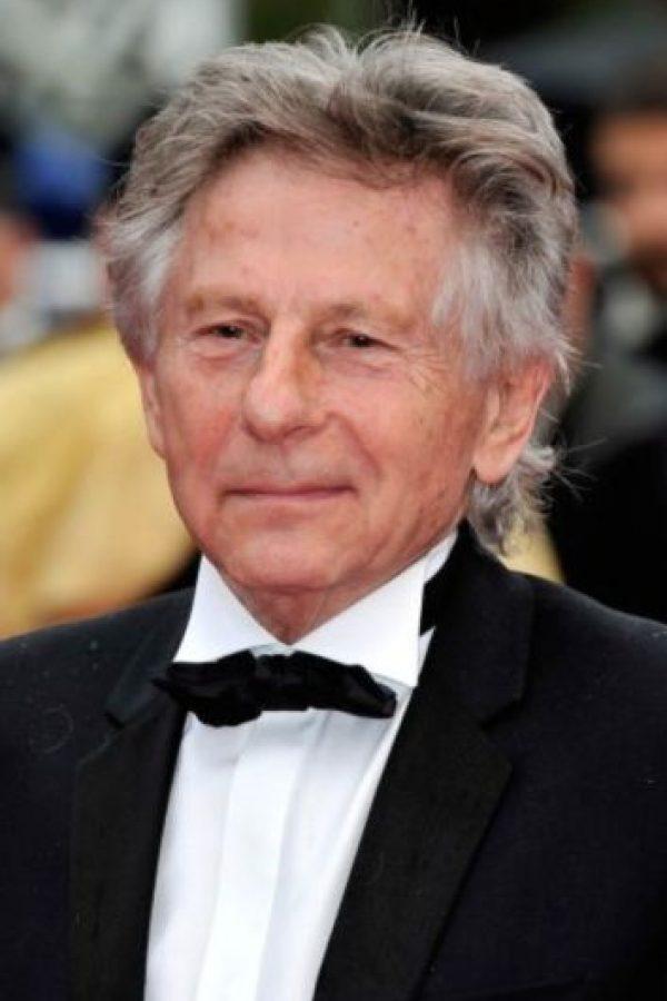 Roman Polanski drogó y violó a una niña de 13 años cuando le tomaba fotos en la casa de Jack Nicholson. Por eso el director no puede volver a Estados Unidos. Foto:vía Getty Images