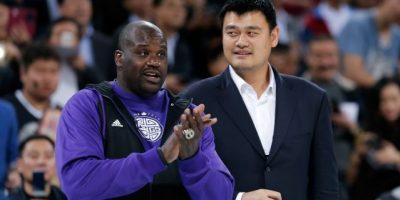 O'Neal, Iverson y Yao Ming, serán exaltados al Salón de la Fama