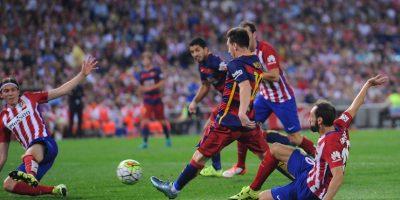 Se miden el líder contra el sublíder de España Foto:Getty Images