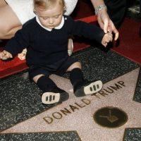 El magnate fue reconocido en el Paseo de la Fama en enero de 2007. Foto:Getty Images