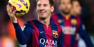 También aparece Lionel Messi, junto con su padre, como dueño de una sociedad pantalla. Foto:vía Getty Images