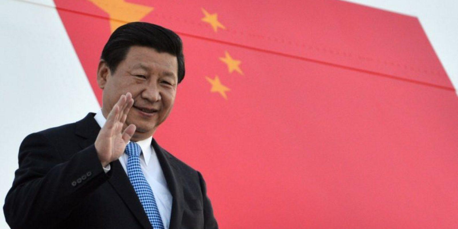 Xi JingPing también aparece involucrado. Foto:vía Getty Images