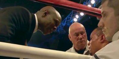 Boxeador que casi pierde la vida sale del coma inducido