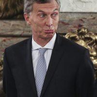 Muaricio Macri, Presidente de Argentina Foto:Fuente externa