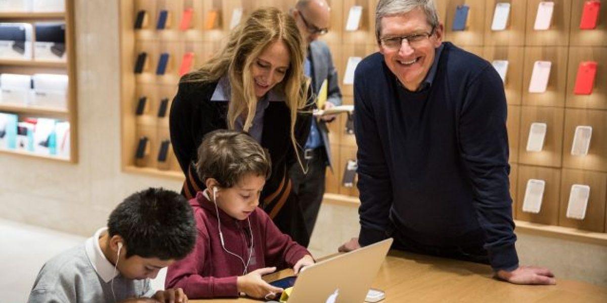 Abril, el mes de los cuarenta años de Apple