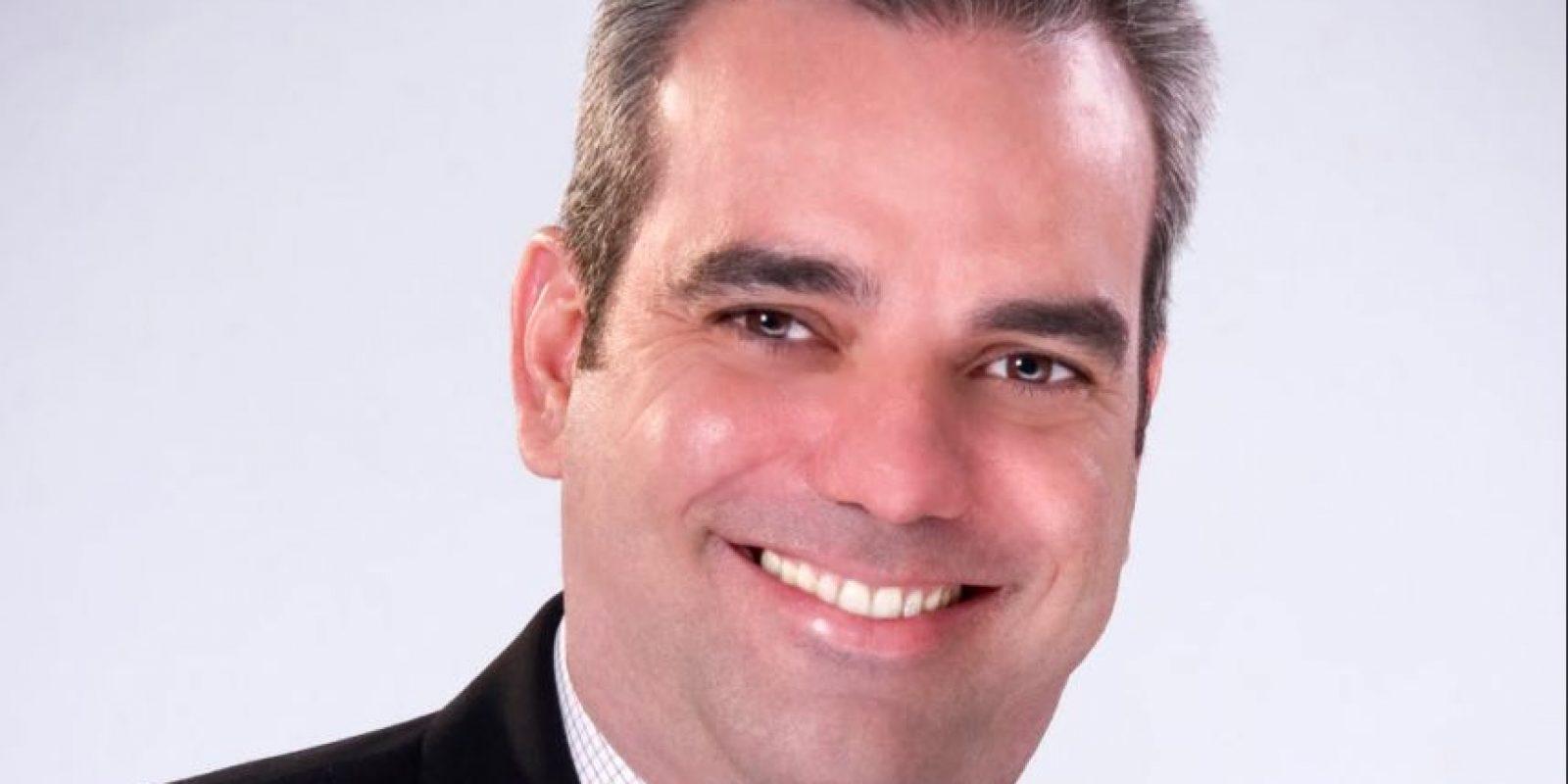 Luis Abinader. Año: 2016