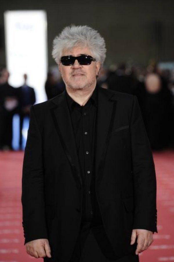 Pedro Almodóvar, Director de cine Foto:Fuente externa