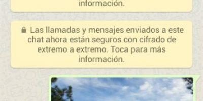 WhatsApp implementa el cifrado end-to-end