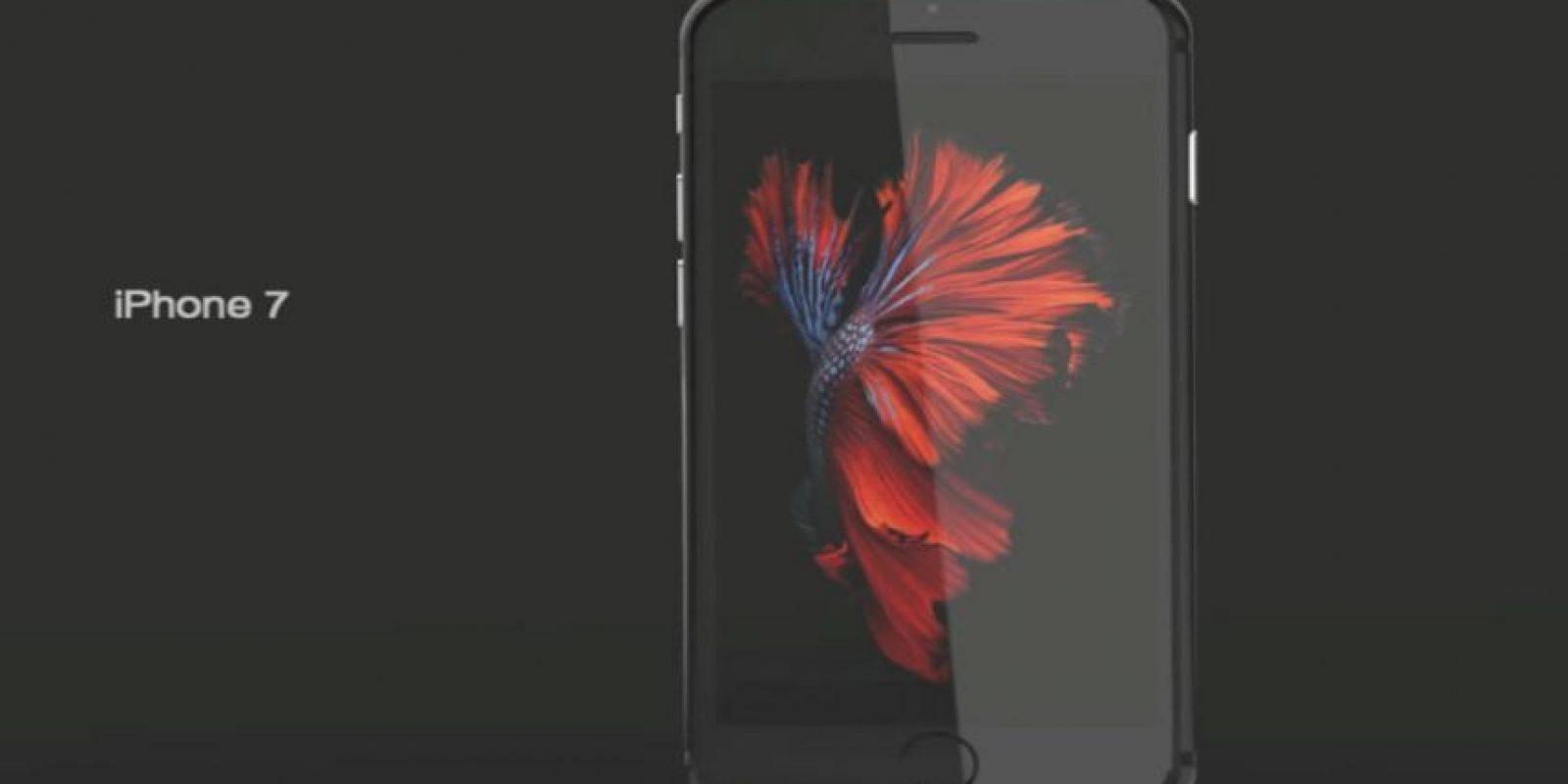 Sería del mismo tamaño que el iPhone 6s. Foto:Geert van Uffelen
