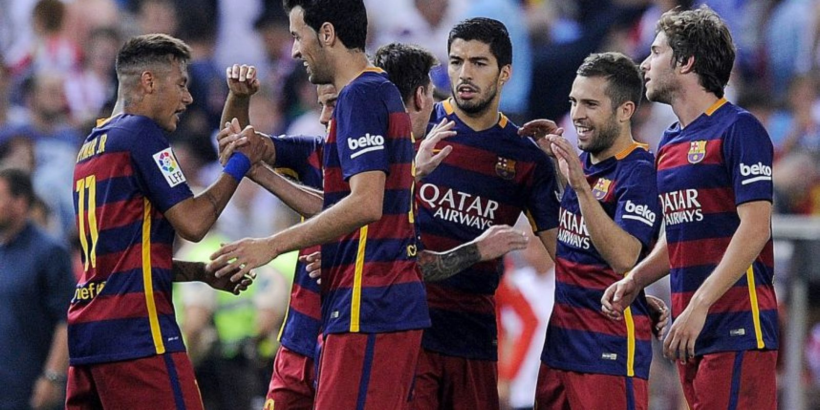 Los culés son favoritos Foto: Getty Images