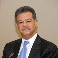 Leonel Fernández. Año: 1996 Foto:Fuente externa