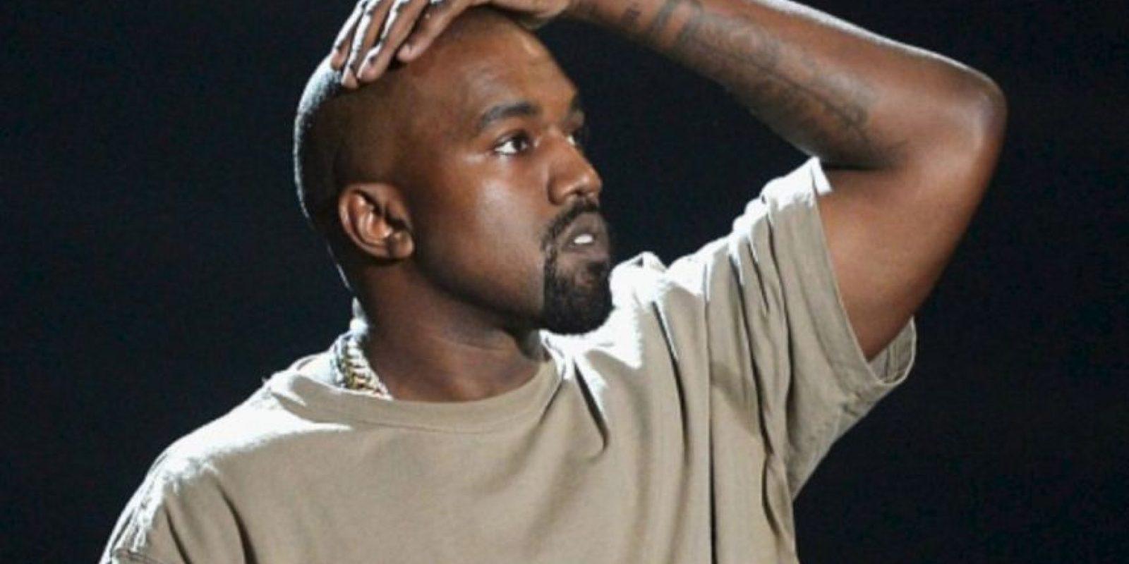 Kanye West tuvo un accidente de tráfico en 2002 y su madre murió en 2007 por una cirugía estética. Foto:vía Getty Images