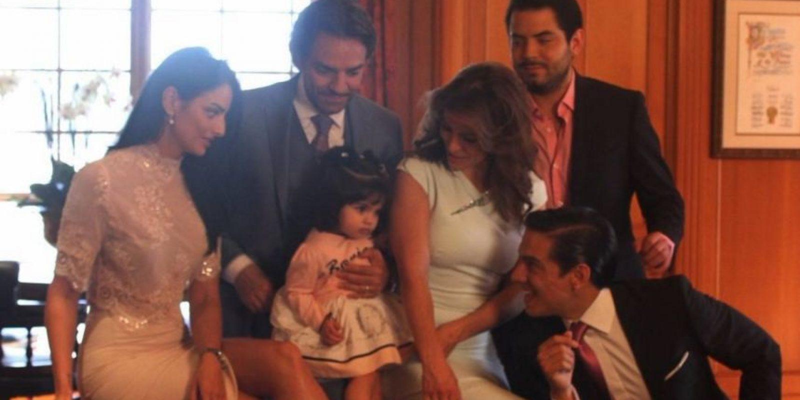Tiene cuatro hijos, de distintas mujeres Foto:Vía instagram.com/ederbez/