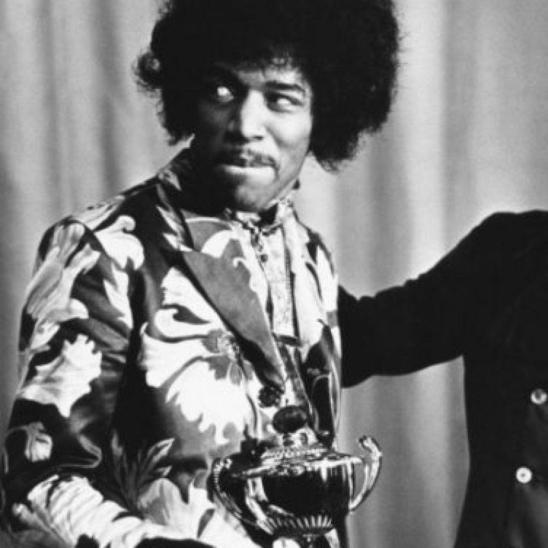 Jimi Hendrix Foto:Getty Images