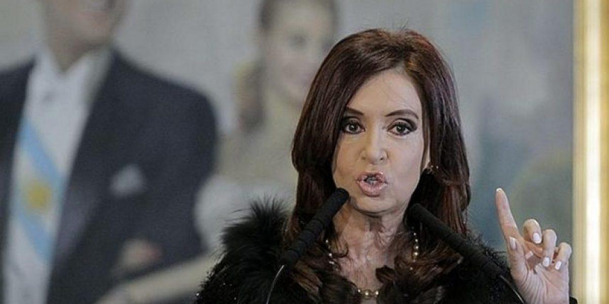 Enriquecimiento ilícito de Cristina Fernández y familia