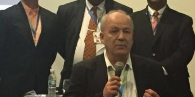 Eligen a Garibaldy Bautista vicepresidente de la Concacas