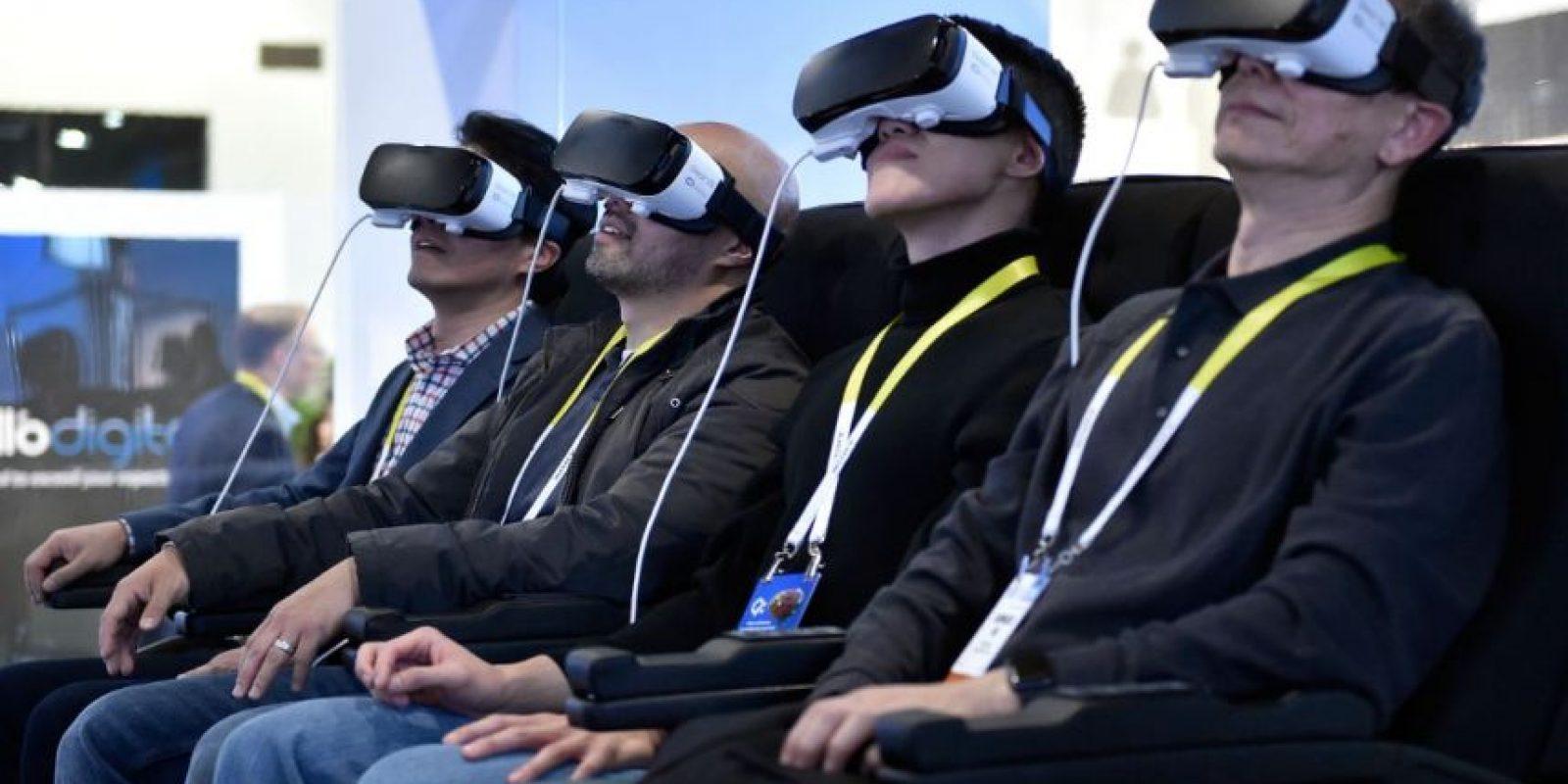 Pueden jugar videojuegos con ellos. Foto:Getty Images