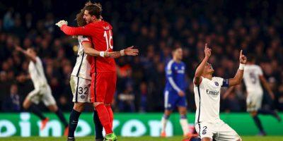 El PSG ha sido eliminado en esta fase en las tres últimas temporadas Foto:Getty Images