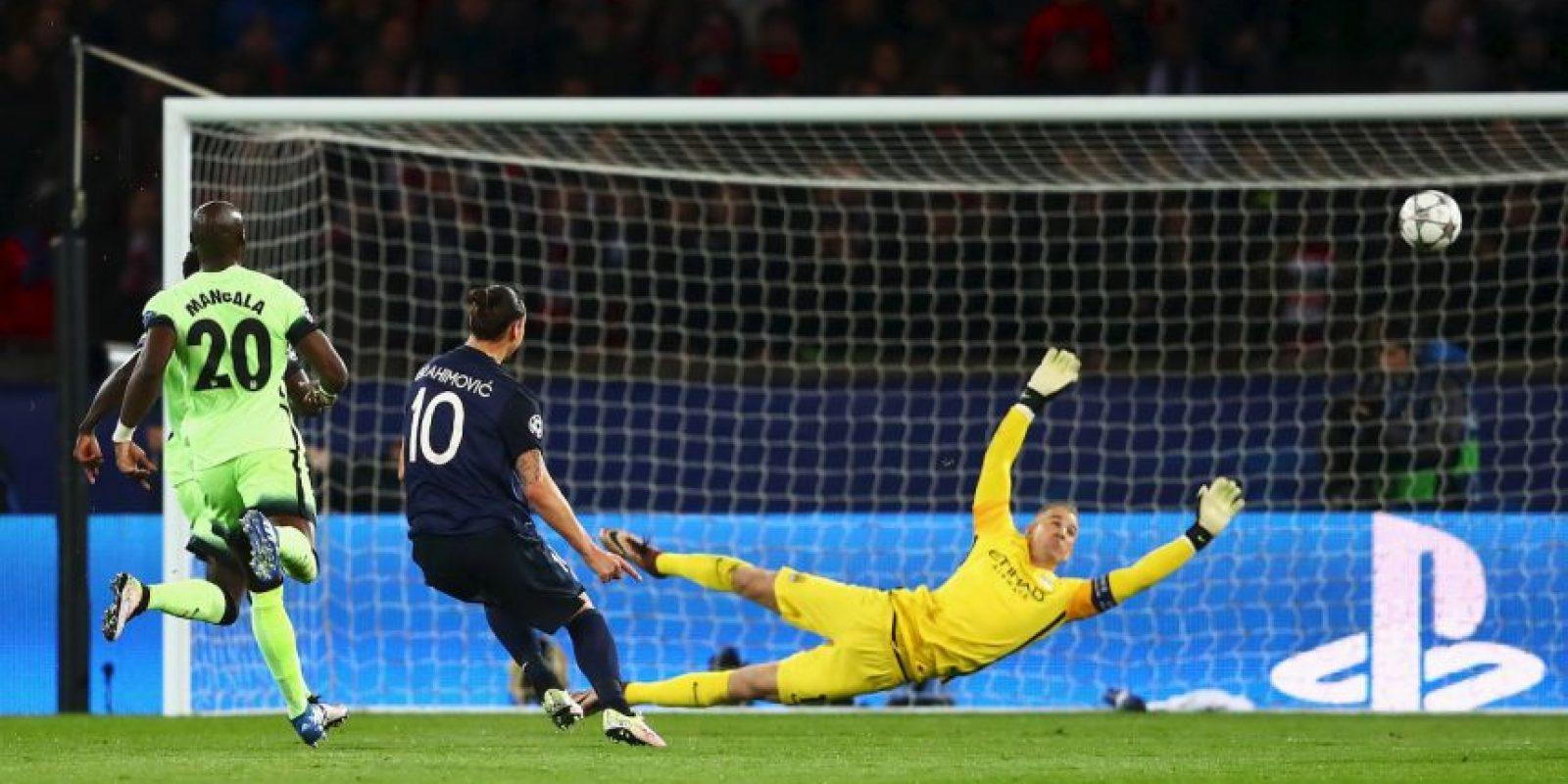 No era un buen partido para Ibrahimovic Foto:Getty Images