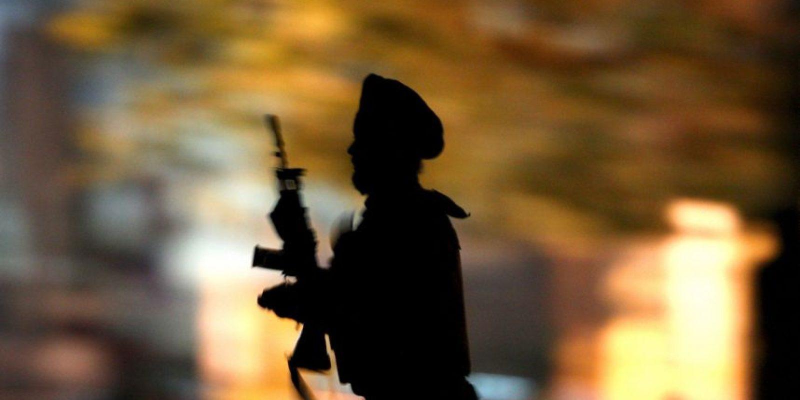 Frente Al-Nusra, la organización terrorista de Abu Sakkar Foto:Getty Images