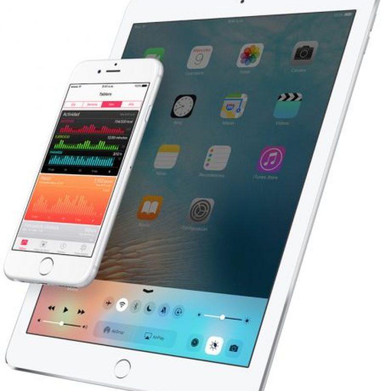 De ahí, el dispositivo les pediría que seleccionaran una imagen para ese contacto. Foto:Apple